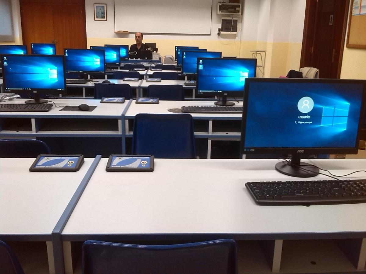 Egzamin z wynajętym komputerem